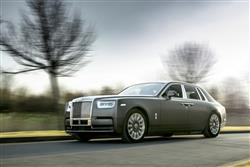 Car review: Rolls-Royce Phantom