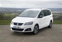 Car review: SEAT Alhambra