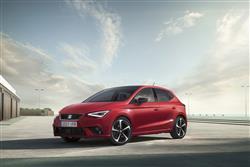 Car review: SEAT Ibiza