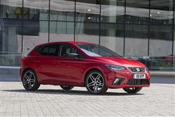 Car review: SEAT Ibiza 1.0 TSI