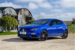 Car review: SEAT Leon Cupra