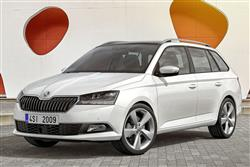 Car review: Skoda Fabia Estate