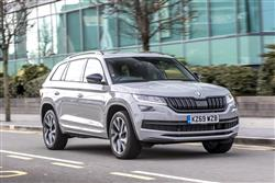 Car review: Skoda Kodiaq