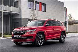 Car review: Skoda Kodiaq vRS