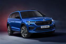 Car review: Skoda Kodiaq vRS