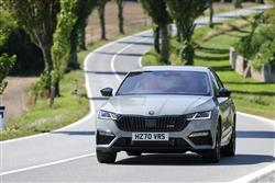 Car review: Skoda Octavia vRS