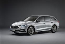 Car review: Skoda Octavia Estate - Preview