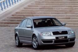 Car review: Skoda Superb (2002-2008)