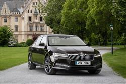 Car review: Skoda Superb