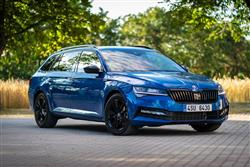 Car review: Skoda Superb Estate