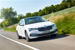 Car review: Skoda Superb iV