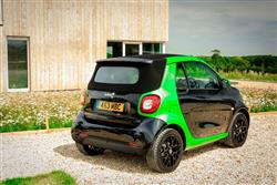 New smart EQ fortwo cabrio review