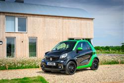 Car review: smart EQ fortwo cabrio