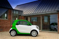 Car review: smart EQ fortwo