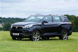 Car review: SsangYong Rexton