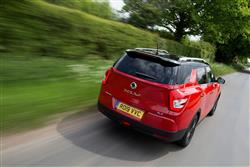 New SsangYong Tivoli XLV review