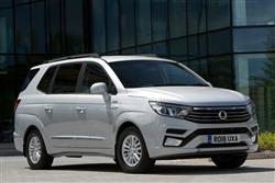 Car review: SsangYong Turismo