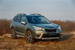 Car review: Subaru Forester e-Boxer