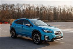 Car review: Subaru XV e-Boxer