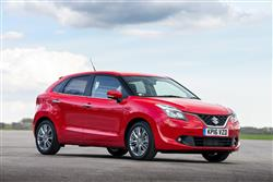Car review: Suzuki Baleno