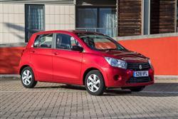 Car review: Suzuki Celerio