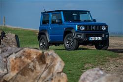 New Suzuki Jimny review