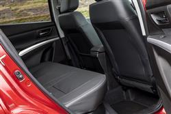 New Suzuki SX4 S-CROSS review