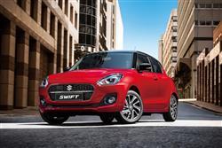 Car review: Suzuki Swift