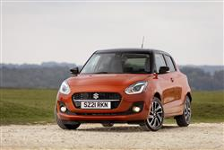Car review: Suzuki Swift