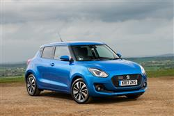 Car review: Suzuki Swift 1.2 SHVS ALLGRIP