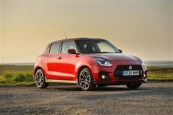 Car review: Suzuki Swift Sport Hybrid