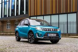 Car review: Suzuki Vitara Hybrid