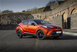 Car review: Toyota C-HR