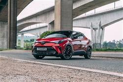 Car review: Toyota C-HR