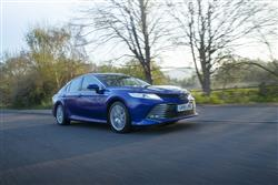 New Toyota Camry Hybrid review