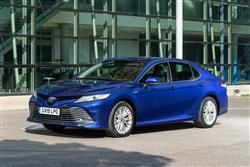 Car review: Toyota Camry Hybrid