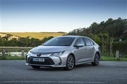 Car review: Toyota Corolla Saloon