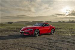 Car review: Toyota GR Supra