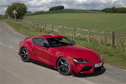 Car review: Toyota GR Supra