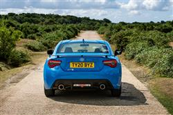 New Toyota GT86 review