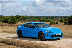 Car review: Toyota GT86