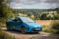 Car review: Toyota Prius AWD