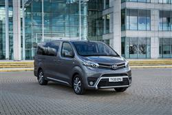 Car review: Toyota Proace Verso