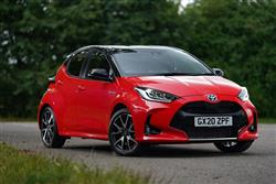 Car review: Toyota Yaris