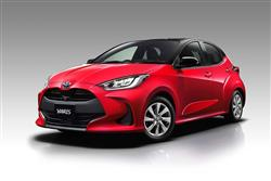 Car review: Toyota Yaris - Preview