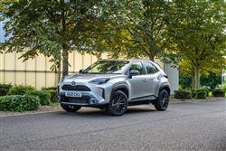 Car review: Toyota Yaris Cross