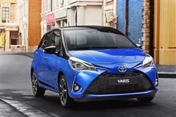 Car review: Toyota Yaris Hybrid