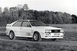 Car review: Audi Quattro (1981 - 1990)