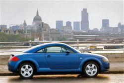 Car review: Audi TT (1999 - 2006)
