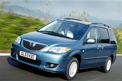 Car review: Mazda MPV (1999 - 2007)